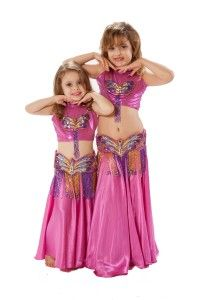 Benefits of the Belly Motions KIDS (Belly Dance) Program | Belly Motions