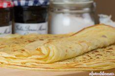 Ricetta Base: Crepes Dolci Ritrova la ricetta qui: http://www.colazionedafrenca.com/ricette/ricetta-base-crepes-dolci/