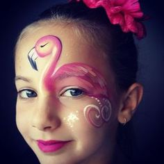 Are you in search of ideas for face painting for parties? Then check out our pick of 30 designs for face painting for kids! Princess Face Painting, Girl Face Painting, Painting For Kids, Body Painting, Easy Face Painting Designs, Face Painting Tutorials, Simple Face Paint Designs, Animal Face Paintings, Animal Faces