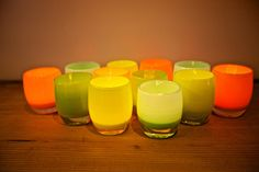 glassybaby is my favorite home accessory. Great Seattle company and beautiful piece of art.