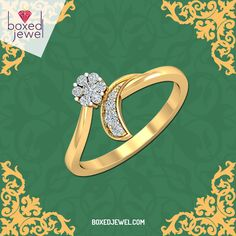 Enter into the sensational paradise of ravishing #Rings.  www.boxedjewel.com #Jewellery