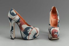 Shoes by Vivienne Westwood, 1991
