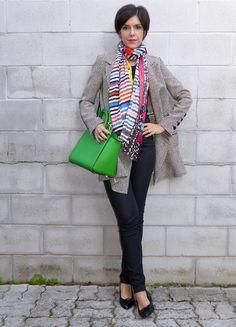 PIED DE POULE… O QUASI! | La Civetta Stilosa – Fashion blog by Francesca Magini