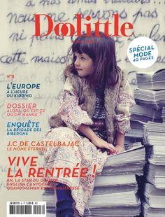 Doolittle n°8 / Photo Greg Conraux & Stylisme Audrey Mieyeville