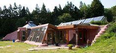 arquitectura, sustentable, sostenible, casas, hogares, energía