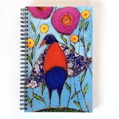 Journal intime • L'oiseau - reproductions des toiles d'isabelle Malo
