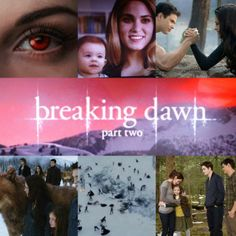 Breaking Dawn Part 2 - @twilight_fanstuff
