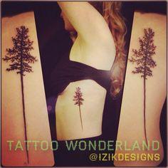 by @izikdesigns @tattoowonderland #tattoowonderland #firsttattoo #ribs