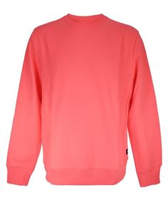 Paul Smith PSXD / / 526 SweatshirtPinkCrew NeckRibbed collar, cuffs and waistbandRibbed side panelsWhite PS woven CottonMachine Wash 30 Degrees Paul Smith, Ps, Crew Neck Sweatshirt, Sweatshirts, Sweaters, Fashion, Moda, Fashion Styles, Sweater