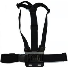 Head Harness Strap Mount & Chest Mount Belt Strap for Gopro HD Hero Hero 1 2 and Hero 3 cameras Adjustable (head & chest strap) #Affiliate
