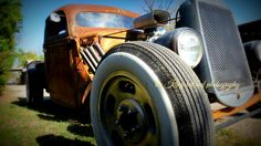 Area 51.5 The home of the KING rat rod