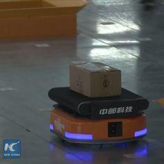 Twitter News China, World Economic Forum, Wuhan, Sorting, Make Your Own, Packaging, Robotics, Ecommerce, Twitter