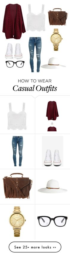 """Casual"" by kinsey825 on Polyvore"