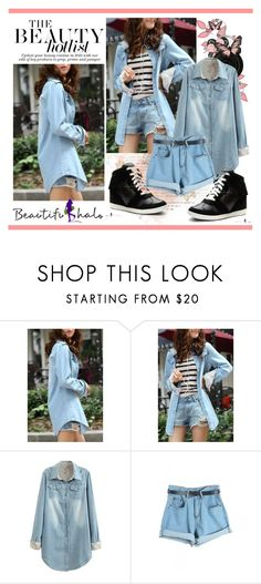 """""""#23 beautifulhalo"""" by selmina ❤ liked on Polyvore featuring bhalo and bhalo23"""