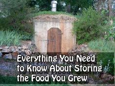 Everything You Need to Know About Storing the Food You Grew homesteading shtf prepping survival food storage Homestead Survival, Survival Food, Survival Prepping, Survival Skills, Doomsday Prepping, Survival Shelter, Survival Quotes, Wilderness Survival, Outdoor Survival