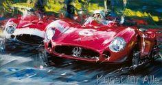 Klaus Wagger - Nürburgring 1956