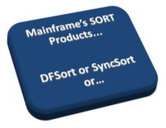 Difference between DFSORT and SyncSort.