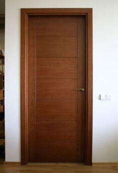 Faneruotos eko durys - November 09 2019 at Flush Door Design, Door Gate Design, Bedroom Door Design, Door Design Interior, Main Door Design, Wooden Door Design, Front Door Design, Modern Entrance Door, Modern Wooden Doors