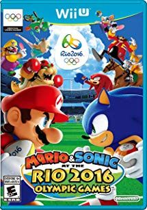 Get Mario & Sonic at the Rio 2016 Olympic Games release date (Wii U, cover art, overview and trailer. Bringing together two beloved characters from two beloved franchises, Mario & Sonic at the Rio 2016 Olympic Games offers double the amount of. Nintendo Wii U Games, Wii Games, Games Box, Super Nintendo, Donkey Kong, Super Mario Bros, Playstation, Sonic The Hedgehog, Game Release Dates