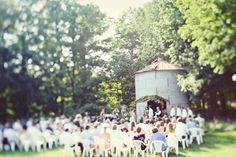 Wedding at Woodwalk Gallery in Door County, WI