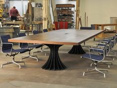Compressor Conference Table