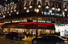 TERMINUS NORD BRASSERIE, PARIS: Despite undergoing a multi- multimillion-dollar euro upgrade due for completion in the ...