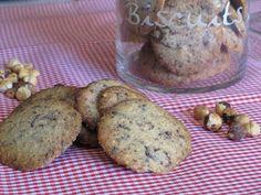 Alma de Azúcar: Galletas de Chocolate y Avellanas