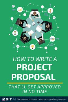 A project proposal is an important document describing key details about a project. Learn how to write one that get's approved in no time! Project Proposal Writing, Grant Proposal Writing, Writing A Business Proposal, Work Proposal, Event Proposal, Marketing Proposal, Project Proposal Template, Business Proposal Template, Proposal Templates
