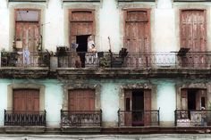 Contempoaray Cuba by Jonathan Kyriakou, via Behance