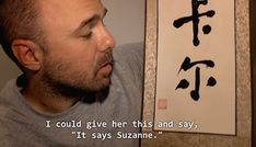 When he realised how versatile a gift could be. | 24 Times Karl Pilkington Made Way Too Much Sense