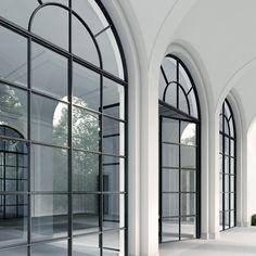 Doors, iron, Wohnhaus mit 12 Wohneinheiten, Berlin Wilmersdorf