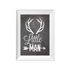 Little Man print by the phenomenal Toucan!  This stunning print features beautifully illustrated antlers - a stunning addition to any child's space!  #designerbaby #designerkids #designerkidsroom #babyshower #babygift #boysroom #boysdecor #playroom #nursery #littleman #toucan #babyshop #babygiftsonline #littlebooteek