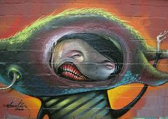 graffiti work 2010 (selection) by Philip Bosmans, via Behance