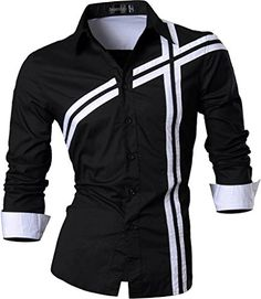 Cheap male shirt, Buy Quality shirt men casual directly from China shirt men Suppliers: 2018 Spring Autumn Features Shirts Men Casual Jeans Shirt New Arrival Long Sleeve Casual Slim Fit Male Shirts Mens Casual Jeans, Men Casual, Casual Button Down Shirts, Casual Shirts, Lässigen Jeans, Trend Fashion, Style Fashion, Slim Fit Dresses, Workout Shirts