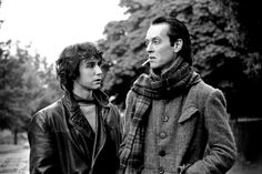 Richard E. Grant and Paul McGann in Withnail & I Withnail And I, Loki And Sigyn, Steve Earle, Paul Mcgann, The Best Films, Film Stills, Cinematography, Movies Online, Jon Snow