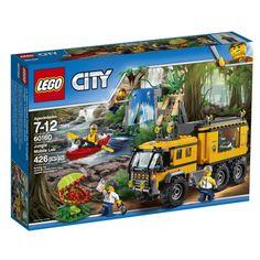 LEGO City Jungle Explorers Jungle Mobile Lab (60160) Lego 2017 75b481bdeb