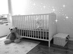 quarto do bebé + decoração do quarto de bebé + zara home + cama de grades + transição do bebé para o seu quarto + quando devemos tirar o bebé do quarto dos pais.