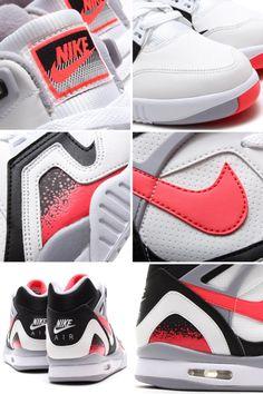 "Nike Air Tech Challenge II QS ""Hot Lava"""