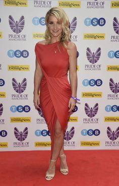 Helen Skelton, Manchester, Awards, Pride, Female, Celebrities, Presentation, Film, Tv