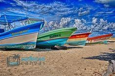 Island Boats - Isla Mujeres, Mexico
