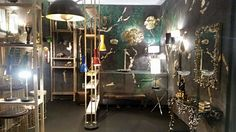 Our new collection in Paris at Maison & Objet 2017! #newcollection #ilbronzetto #brassbrothers #paris #Maisonobjet2017 #brass #design #craftsmanship