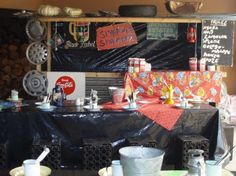 shebeen party ideas - Google Search African Theme, African Style, Party Themes, Party Ideas, Theme Ideas, 32 Birthday, Dinner Table, Home Remedies, Party Planning