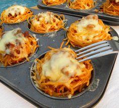 Spaghetti Nests | Hadia's Lebanese Cuisine