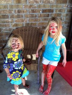 awesome Kids Caught Red-Handed