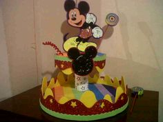 Chupetero Mickey Mouse