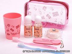 Hello Kitty Room amenity set