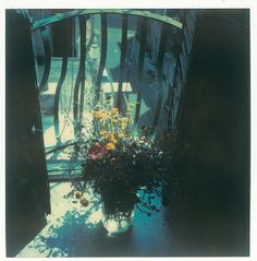 Polaroid: Andrei Tarkovsky -  San Gregorio, 11 June 1984