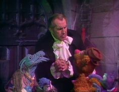 Vincent Price on The Muppet Show