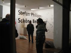 Stefan Philipps, Schöne Bescherung!, 7. Dezember 2013 bis 4. Januar 2014