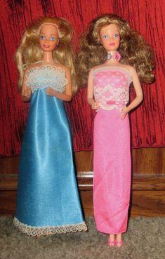 Vintage ~ 1983 Barbie  Fantasy Fashion ~  outfit  #4812  NRFP Shoes